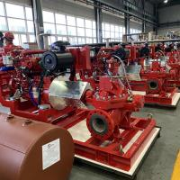 China 1500GPM Horizontal Split Case Double Suction Centrifugal Pump With Single Stage on sale