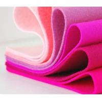 various color 3mm 5mm thick top grade A 100% wool felt for industry Manufactures