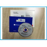 2 GB RAM Windows 7 Pro OEM Key Builders OEM COA License & 64 Bit DVD Manufactures