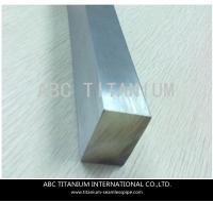 ASTM B348 gr1,gr2 medical titanium flat bar best quality Manufactures