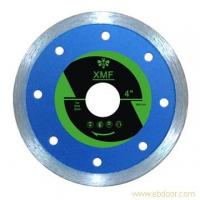 Fast Speed Diamond Blade For Porcelain Tile Sintered Technology Manufactures