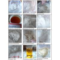 White Crystalline Powder Weight Loss Steroids Stanozol Fat Buring 10418-03-8 Manufactures