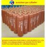 manufacturer supply acetylene cylinder for sale