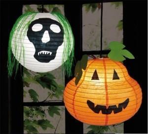 Quality Halloween Paper Lanterns (CVP102) for sale