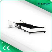 High Speed Industrial Laser Cutting Machine For Metal Sheet Servo Motor Type Manufactures