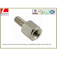 Cnc Turning Stainless Steel Machining SS Fastener Male Female Standoff Thread Bolts Manufactures