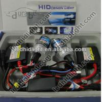 High lumen  Slim ballast hid kit for car headlight hid xenon kit  35W or 55W  6000K Manufactures