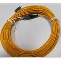 China 2.0-10M FC LC Fiber Optic Patch Cable Single Mode Simplex Type For FTTH on sale