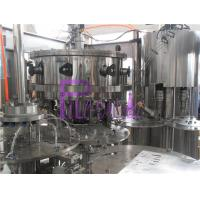 PLC Control 3 in 1 Carbonated Drink Filling Machine for PET Bottles Manufactures