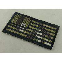 US Army Patches , Custom Embroidery Patches For Club And Uniform Manufactures