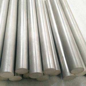 China GR12 12mm Titanium Rod , Titanium Round Bar Excellent Corrosive Resistance on sale