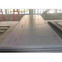 Industry 2B Surface Hot Rolled Steel Sheet , Cold Rolling Steel Plate Manufactures
