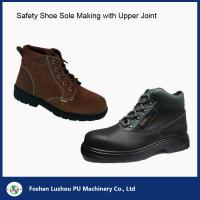Pu safety shoes machine Manufactures
