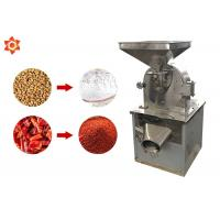 China MF-400 Electric Automatic Food Processing Machines Wheat Flour Milling Machine on sale
