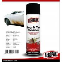 AEROPAK 500ML aerosol spray can Bug and Tar Cleaner for cleaning Manufactures
