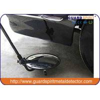 China Shatterproof foldable under vehicle inspection mirror with Waterproof LED torch wholesale