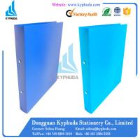 Buy cheap 1 Inch 2 O ring binders from wholesalers