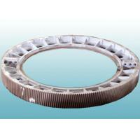 Heavy Forged Steel CNC Machining Split Girth Gears Straight Bevel Ring Gears Manufactures