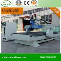Wood Door Design CNC Router Machine Auto Tool Change Manufactures