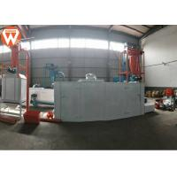 China 300KG / H Fish Feed Production Line , Fish Feed Pellet Machine High Speed on sale
