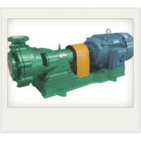 Single Stage Centrifugal Slurry Pump , UHB-ZK Chemical Mortar Pump Manufactures