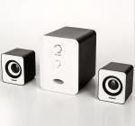 SADA D - 201 3.5mm Wireless Bookshelf Speakers HiFi Stereo Loudspeaker For Computer Manufactures