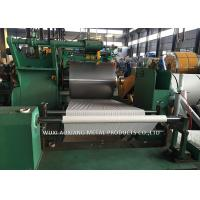 Hairline Finish 304 Stainless Steel Sheet Coil / SS Coil With Film Protection Manufactures