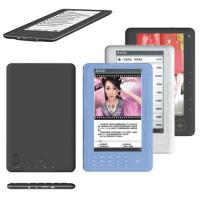 Ebook ORB-701 black white Manufactures