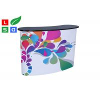 Magnetic Block Trade Show Displays OEM OEM Accepted Portable Display Tables Manufactures