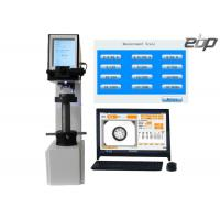 Quality ASTM E10 Motorized Turret Automatic Brinell Hardness Testing Machine With Touch Screen and CCD camera for sale