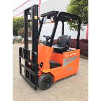China High Efficiency Three Wheeled Small Electric Forklift Energy Saving Environmental Protection on sale