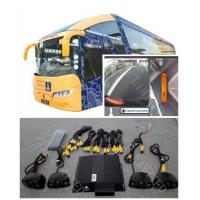 HD Seamless AVM Reverse Bus Camera Systems Real Time Cyclic Video Recording the best store 1T Manufactures