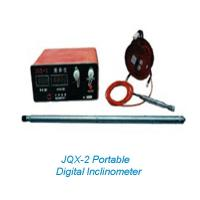 Quality JQX-2 Portable Digital Inclinometer For Vertex And Azimuth Measurement for sale