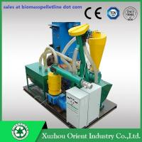 4-10MM Mobile Small Complete Biomass Pelleting Plant with Factory Supply Manufactures