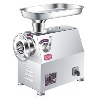 China 320kg / h Capacity Food Processing Machinery Stainless Steel Meat Mincer Bench Grinder on sale