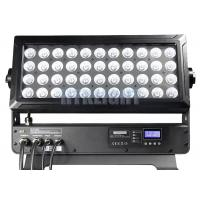 4CH / 8CH DMX Channel LED Flood Light Wall Washer , RGBW Led City Colour Light Manufactures
