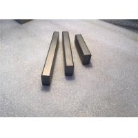 China Customized Tungsten Carbide Square Bar Superior Wear Protection Good Chemical Stability on sale