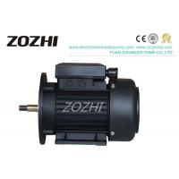 Swimming Pool Single Phase Induction Motor ZOZHI 0.75HP 0.55KW MYT711-2 2 Pole Manufactures