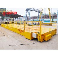 BEFANBY flatbed railway equipment trailer for ferrying other vehicle Manufactures