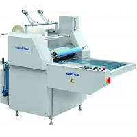 Single Side Roll Laminator Machine Compact Size Steel Material For Printing Shop Manufactures