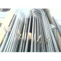 TP 304 / 304L Seamless Bending Stainless Steel Tubing ASTM A688 / 688M For Heater Exchanger Manufactures