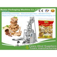 Automatic Nuts Toasted Coconut Chips  Frozen Potato Chips French Fries chips Packing Machine Bestar packaging Manufactures