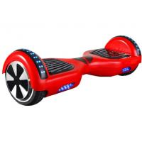Led Lights Segway Electric Scooter Kid Self Balancing Electric Skateboard 350w Brushless Motor Manufactures