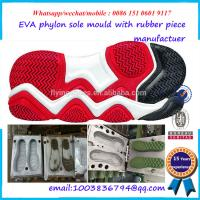 China Sports Shoes Outsole Mold CNC Grinding Customized Color And Size on sale