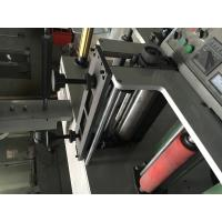 China Allfine brand 7color 320 two units(4+3) Label ci flexo printing machine self-adhesive sticker/label to mould die cutter on sale