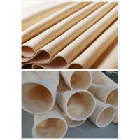 Nomex Aramid Industrial Filter Cloth / Air Filter Cloth Material 450GSM~650GSM Manufactures