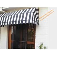 China New Design Customized Sizes Aluminum Frame Window Canopy  French Style Awnings on sale