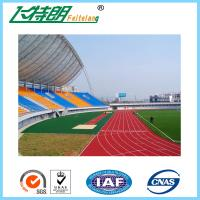 Playground Rubberised Flooring Anti - Slip Floor Paint Recycled Wear Resistance Manufactures