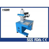 High Speed Portable Fiber Stainless Steel Laser Engraving Machine Diode / Co2 Marking Machine Manufactures