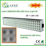 Red LED Tube Grow Lights 45 Watt With Bridgelux Epistar Chip , Eco Friendly